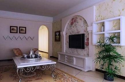 小户型电视墙设计方案