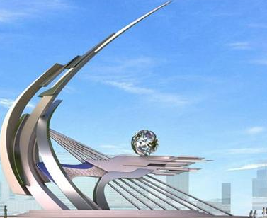 不锈钢雕塑设计制作工艺流程