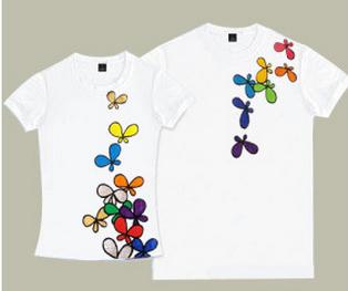 手绘t恤图案设计与电脑图案区别