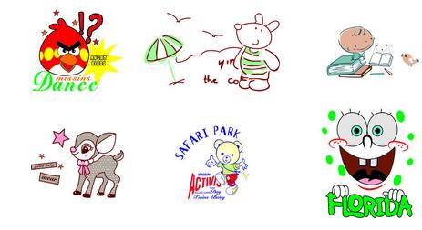 2016年春秋男孩童装图案设计趋势