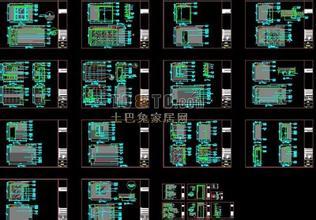 cad模型空间和图纸空间切换方法