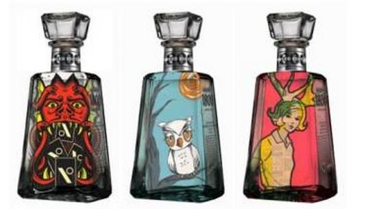 香水瓶子设计的理念和技巧