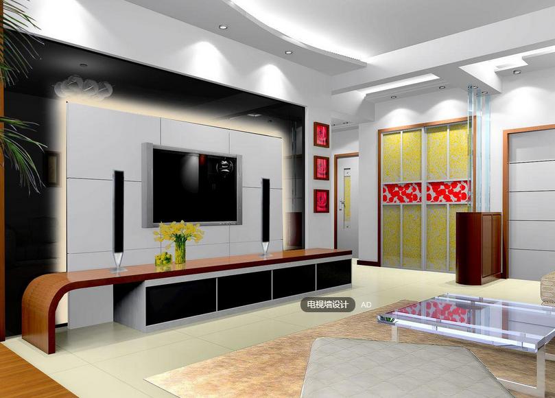 小户型电视墙设计要如何设计比较好