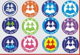 注意班徽设计图案大全的色彩搭配