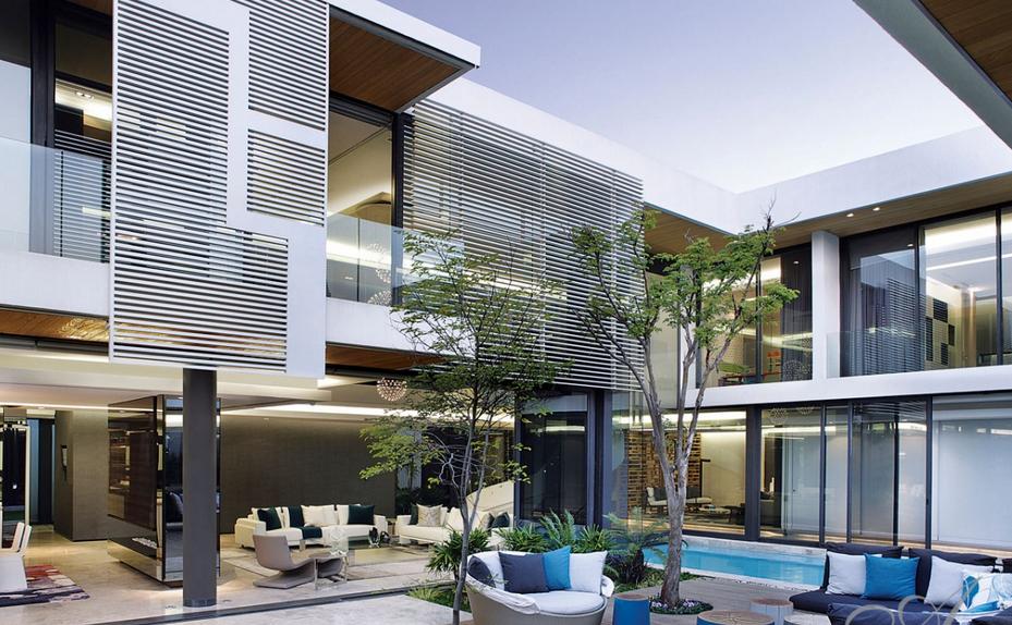 选择现代别墅设计公司需要注意哪些问题